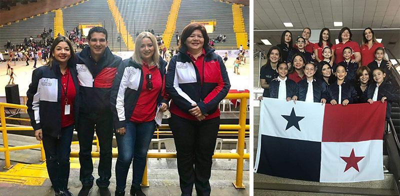 Panamá en alto en el Panamericano de Naciones y Clubes 2018.