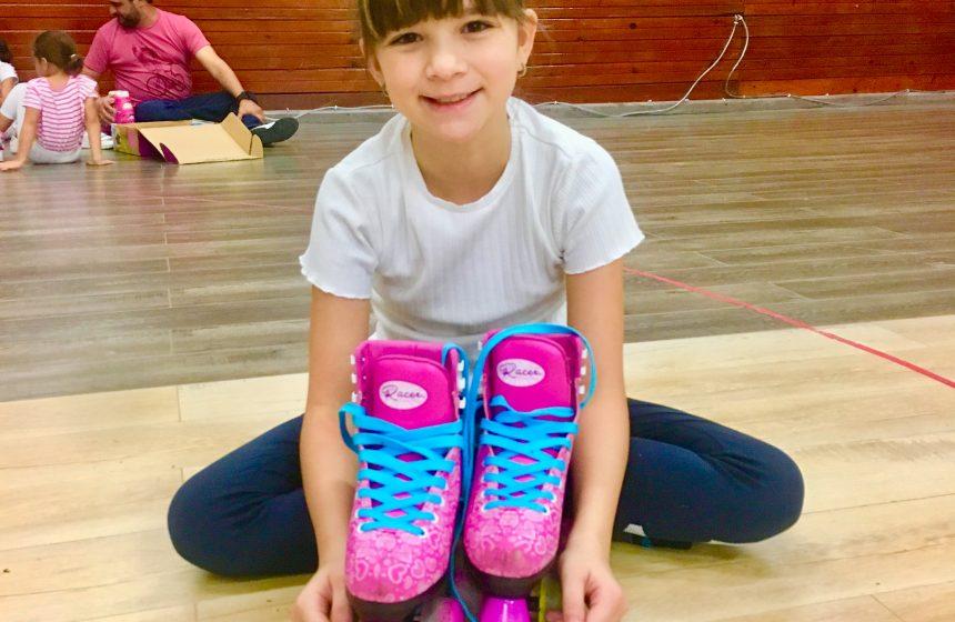 Patinaje Artístico, un deporte para motivar la actividad en los niños en este verano.